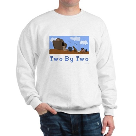 Noah's Ark Two By Two Sweatshirt