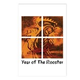 Year of The Rooster Postcards (8)