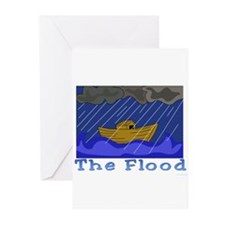 The Flood Greeting Cards (Pk of 10)