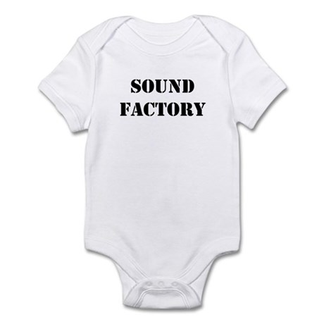 Sound Factory Infant Bodysuit