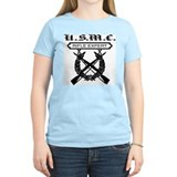 USMC Rifle Expert Badge T-Shirt