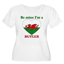 Butler, Valentine's Day T-Shirt