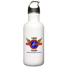 14TH ARMY AIR FORCE, Water Bottle