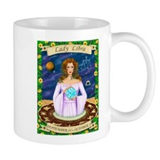 Lady Libra Small Mug