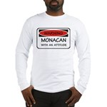Attitude Monacan Long Sleeve T-Shirt