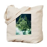 Cthulhu &amp; R'lyeh Tote Bag