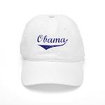 Obama (vintage-blue) Cap