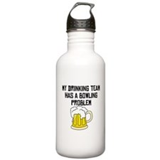 Bowling Problem Water Bottle