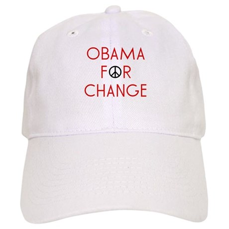 Obama For Change Cap