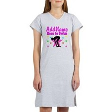 SWIMMER DREAMS Women's Nightshirt