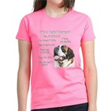 Saint Bernard FAQ Tee