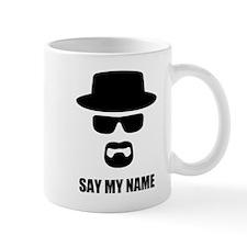Custom Text Heisenberg Logo Mug
