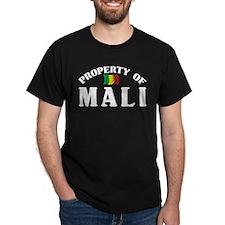 Property Of Mali T-Shirt