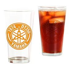 DT250 Logo Drinking Glass