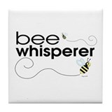 Bee Whisperer Tile Coaster