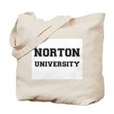 NORTON UNIVERSITY Tote Bag