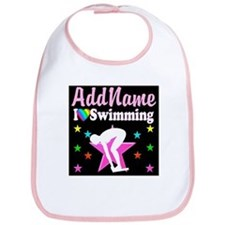 AWESOME SWIMMER Bib