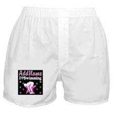 AWESOME SWIMMER Boxer Shorts