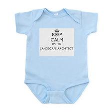 Keep calm I'm the Landscape Architect Body Suit