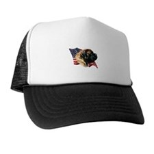 Mastiff(apr) Flag Trucker Hat