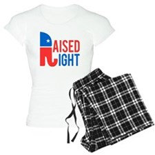 Raised Right Conservative Pajamas