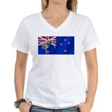 Kiwi New Zealand Flag Shirt