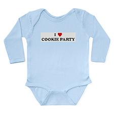 Loves Long Sleeve Infant Bodysuit