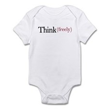 Think freely Infant Bodysuit