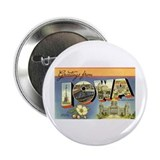 "Greetings from Iowa 2.25"" Button (10 pack)"