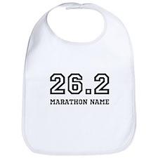 Marathon Name Personalize It! Bib