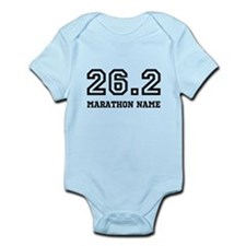 Marathon Name Personalize It! Body Suit