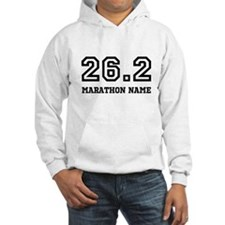 Marathon Name Personalize It! Hoodie