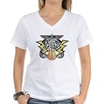 Guitar Women's V-Neck T-Shirt