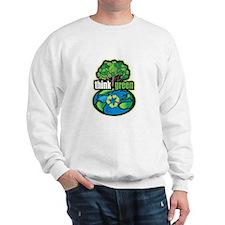 Think Green Planet / Tree Sweatshirt