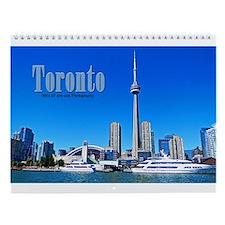 Images Of Toronto Wall Calendar