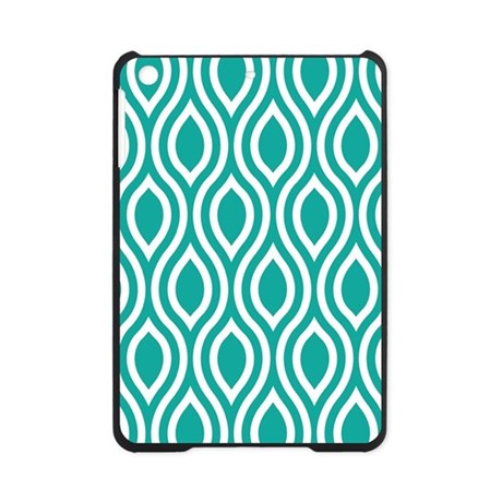 Ogee Teal Retro iPad Mini Case