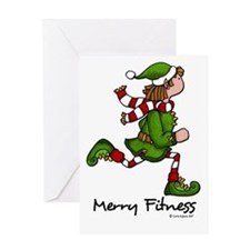 Cute Cool christmas Greeting Card