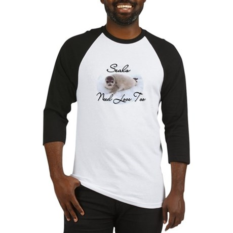 Seals Need Love Baseball Jersey