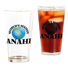 World's Sexiest Anahi Drinking Glass