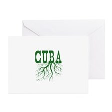 Cuba Roots Greeting Cards (Pk of 20)