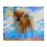 Husky blanket Fleece Blankets