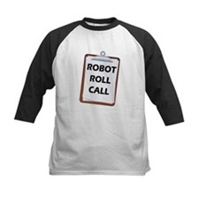 Robot Roll Call Tee