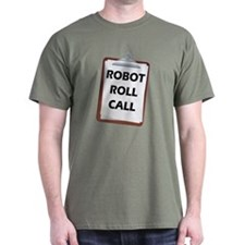 Robot Roll Call T-Shirt