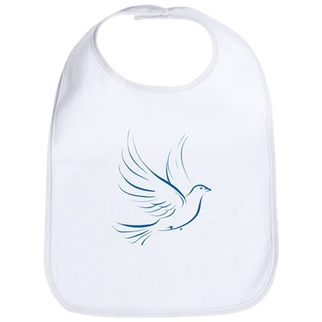 Dove of Peace Bib