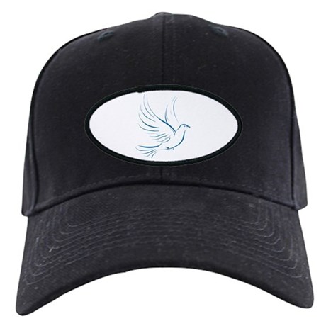 Dove of Peace Black Cap