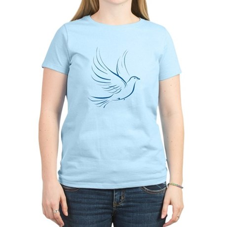 Dove of Peace Women's Light T-Shirt