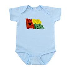 Guinea Bissau Flag Body Suit