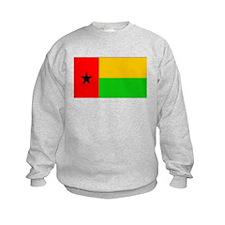 Guinea Bissau Flag Sweatshirt