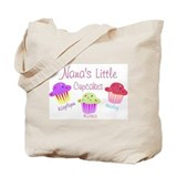 Nana's little cupcakes Tote Bag