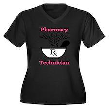 P tec2.png Plus Size T-Shirt